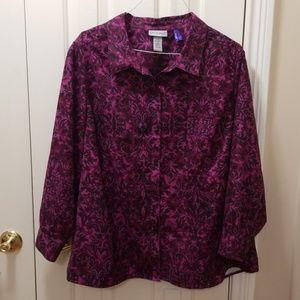 Catherine's blouse sz 3XWP